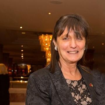 Susan Barrett, ICI Board Member