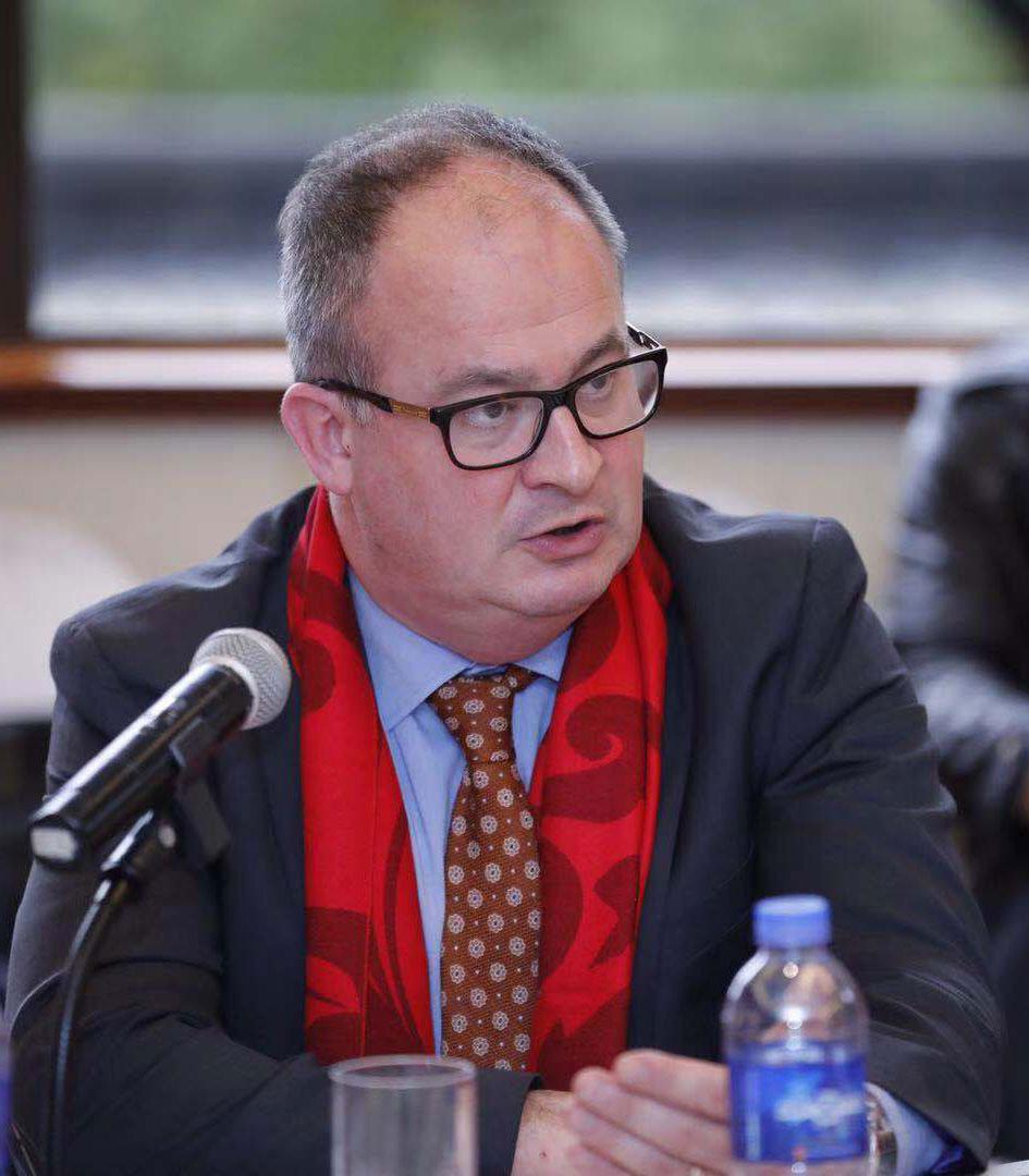 Marc Coleman, Board Member, ICI