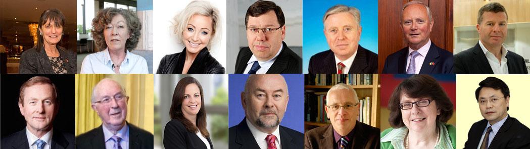 Ireland China Institute Board Members